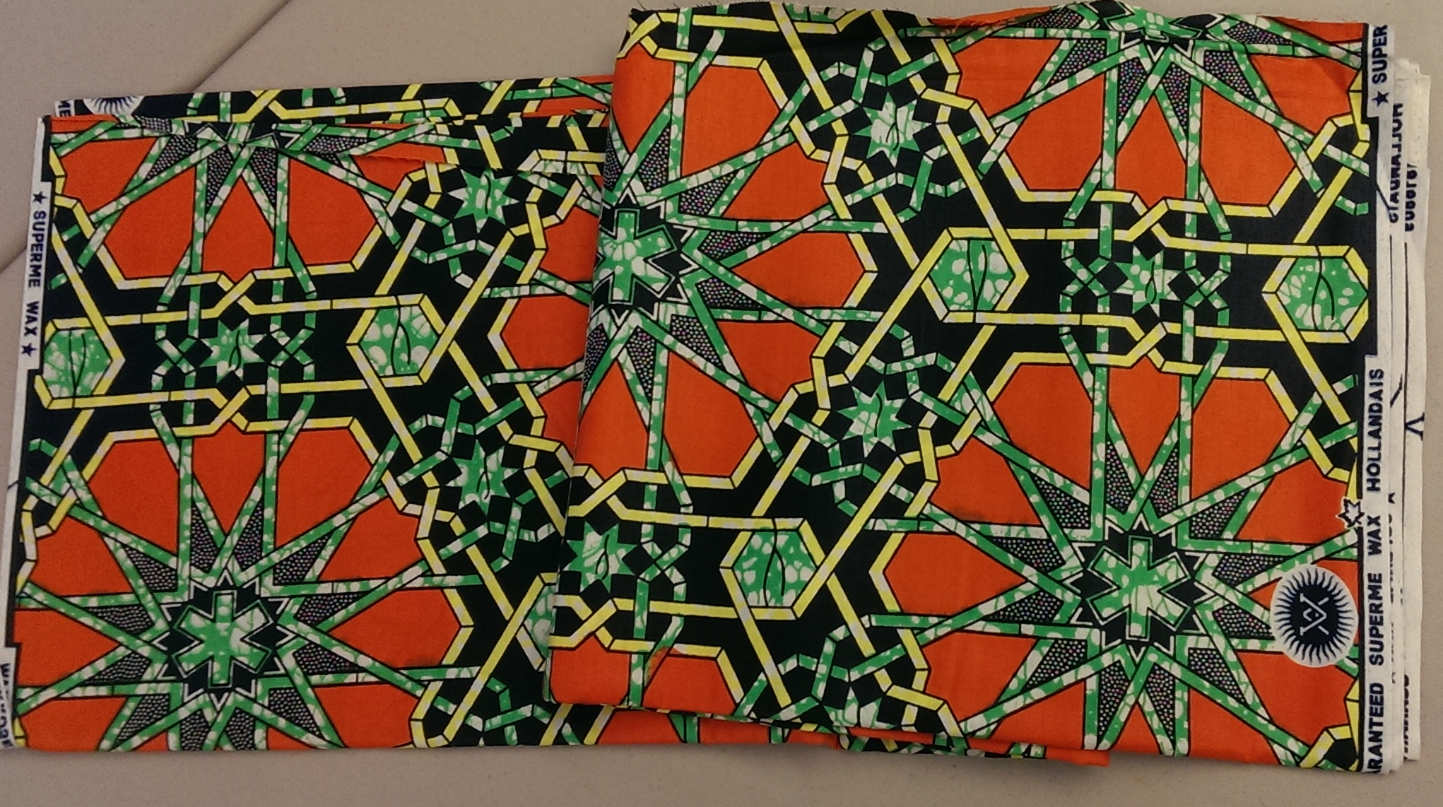 orange-pattern-fabric